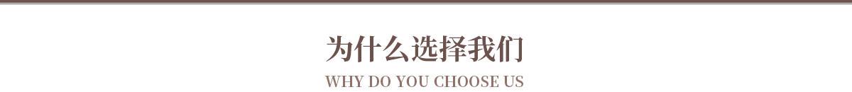 为什么选择我们